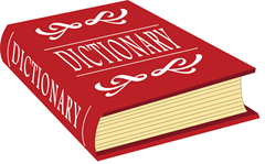 Dictionary to help you with your spulling