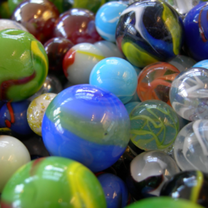 Have you lost your marbles?