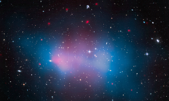 The El Gordo galaxy cluster