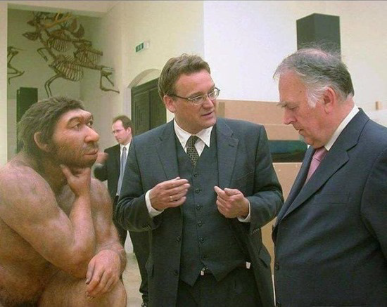 Neanderthal thinking