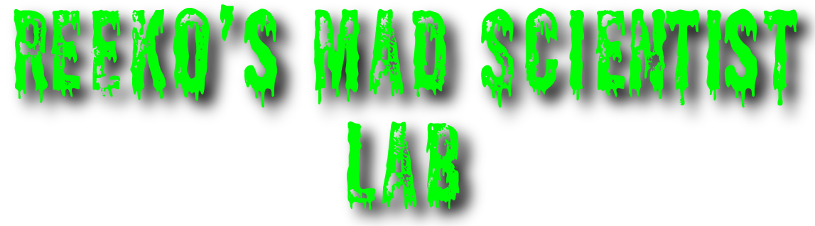 Reeko's Mad Scientist Lab